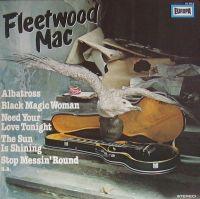 Cover Fleetwood Mac - Fleetwood Mac [Europa]